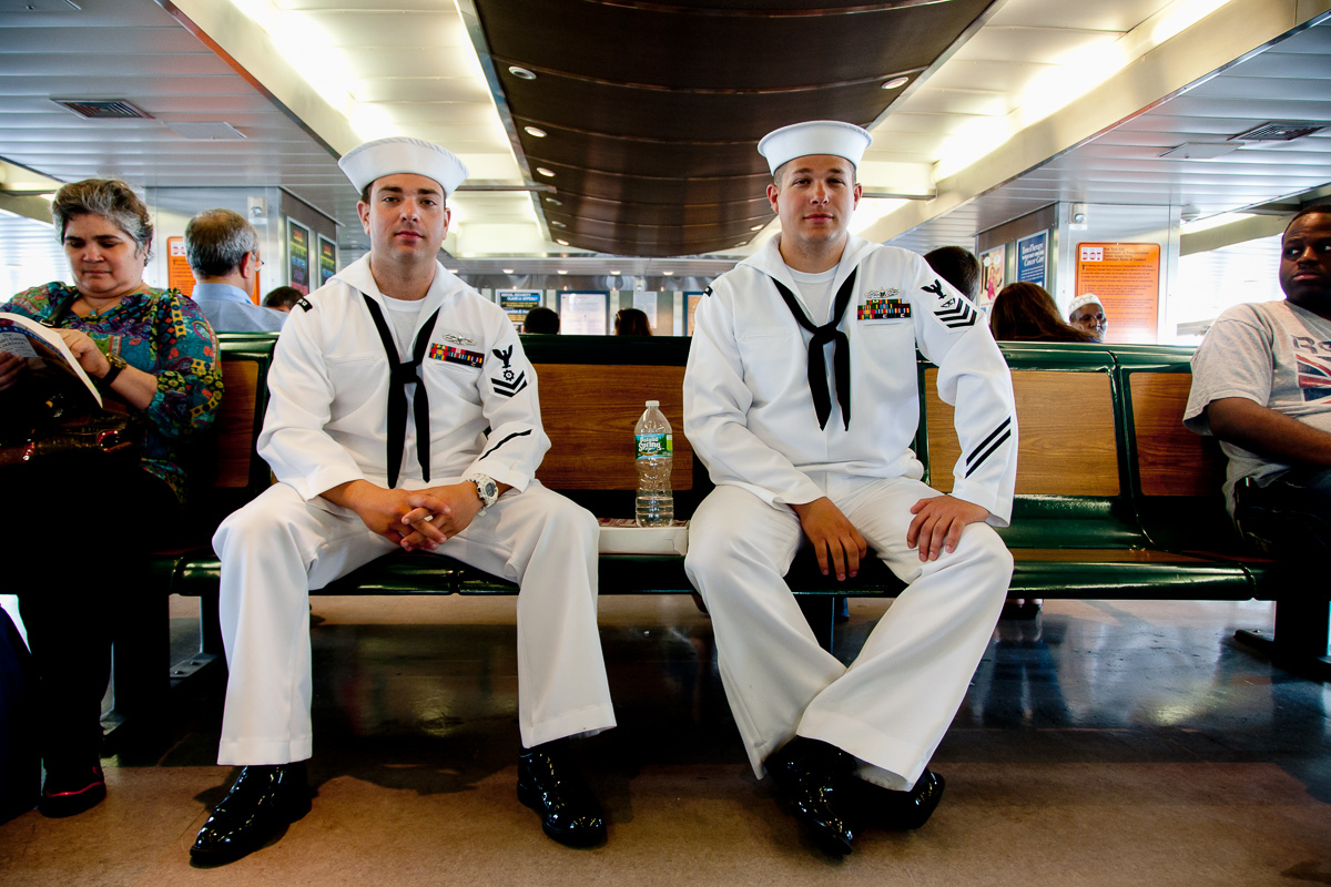 Copy of Sailor Chris and Sailor Cody, New York NY, May 2011