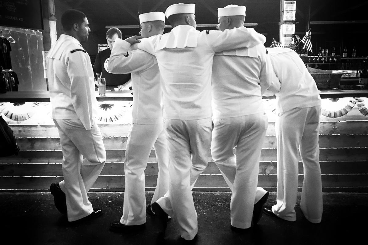 Copy of Sailors, Los Angeles CA, August 2016