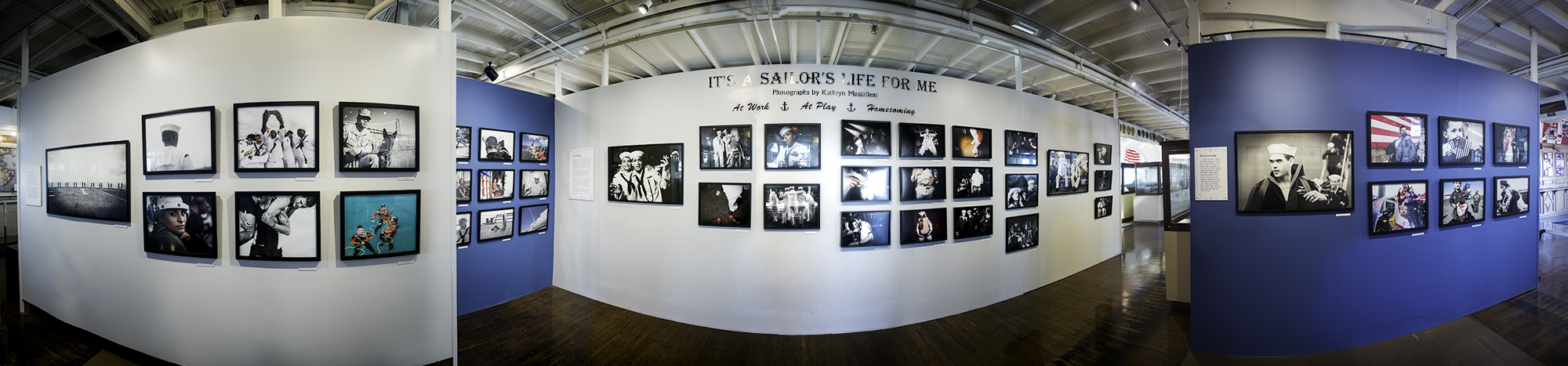 It's a Sailor's Life for Me, San Diego Maritime Museum, San Diego CA, 2016 - 17