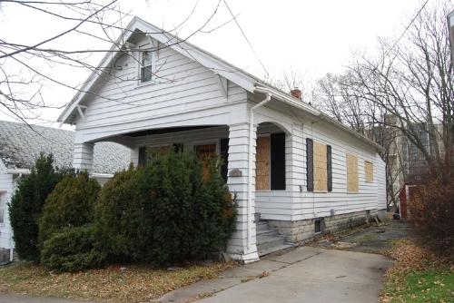 150 Culbert St., pre-Land Bank renovation