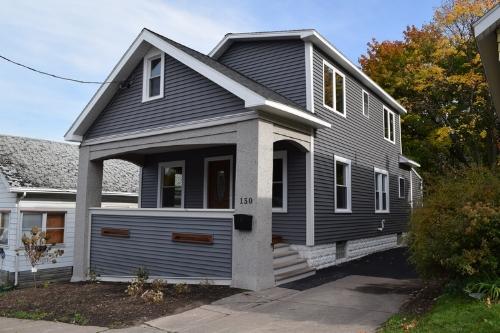 150 Culbert St., post-renovation