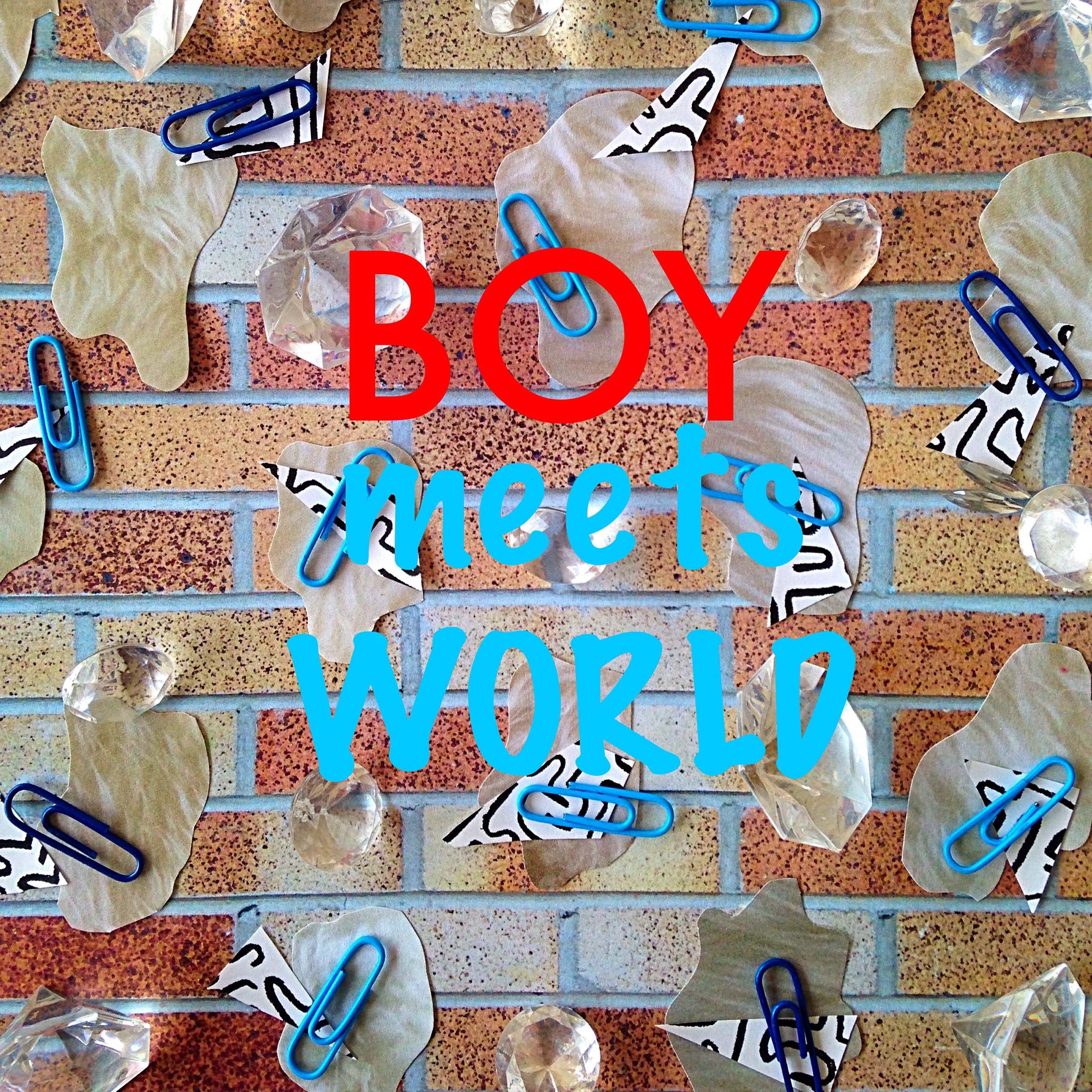 """Boy Meets World"" promotional image"