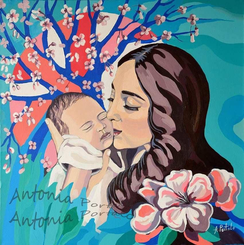 """Maternidad II"""