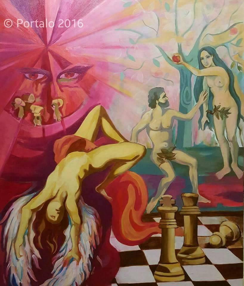 """""""SOBERBIA, los 7 pecados capitales"""""""