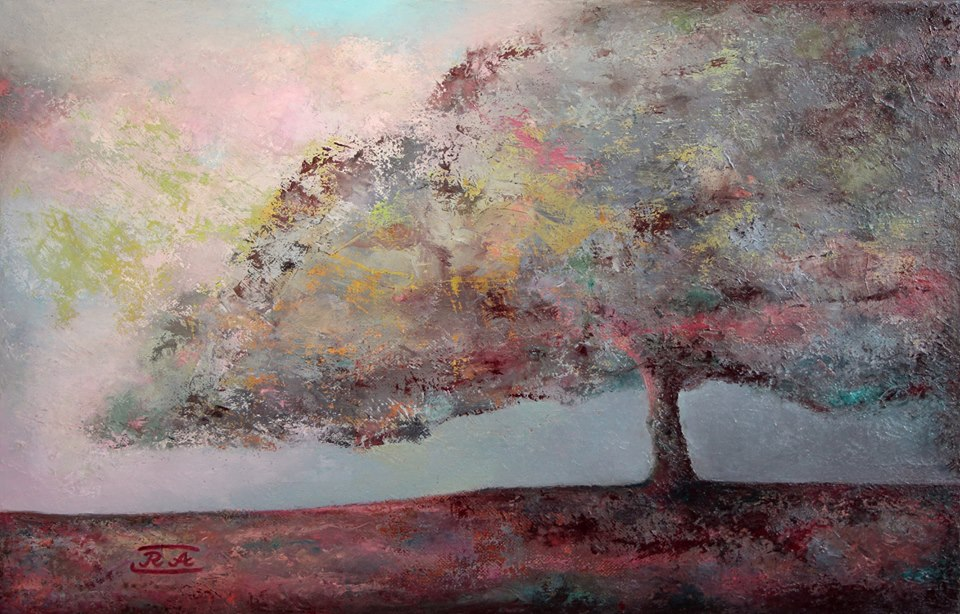 The story of the tree 70x45, canvas, oil.jpg