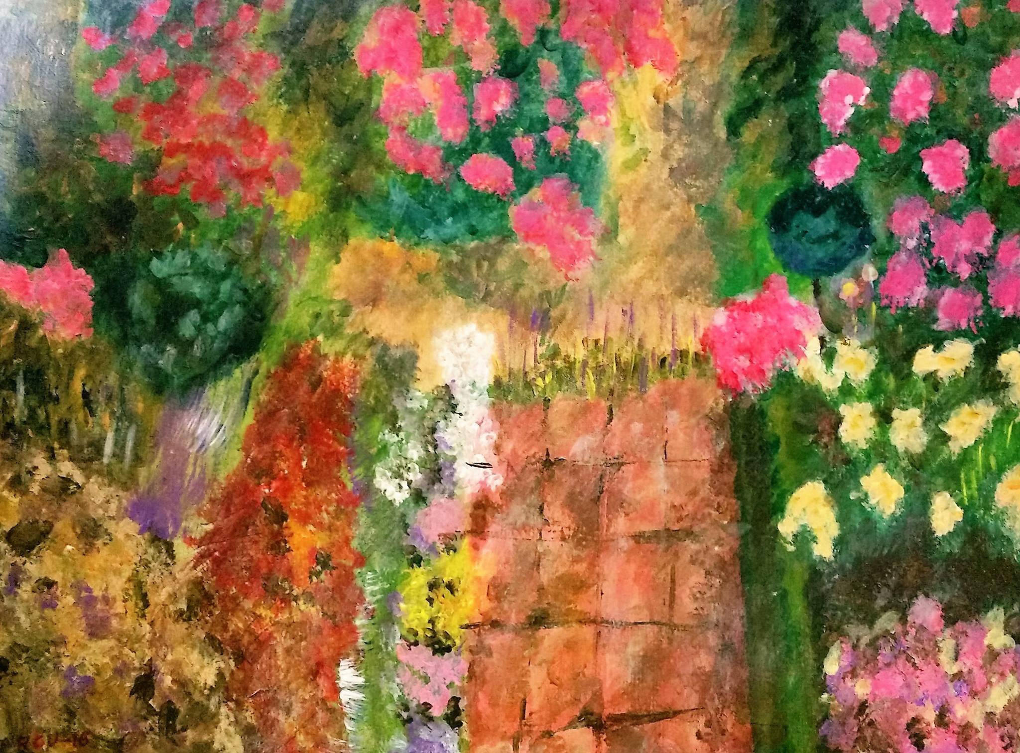 """""""El jardín escondido"""""""