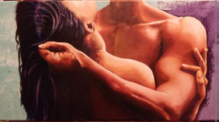 pareja 1,oleo sobre tela80 x 40 cms.png