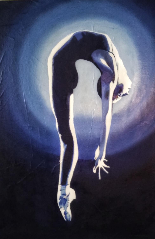 bailas,óleo sobre tela, 40 x 30 cms.jpeg
