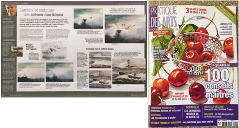 PUBLICATION DEMO'S IN PRATIQUE DES ARTS, NOVEMBER 2016