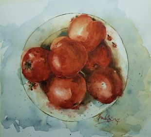 """RED APPLES"""