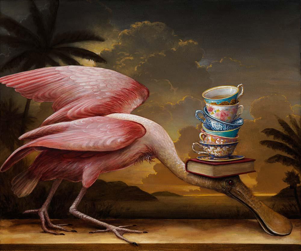 Birds of America: Audubon's Tea, 2011