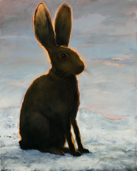 Frozen Hare