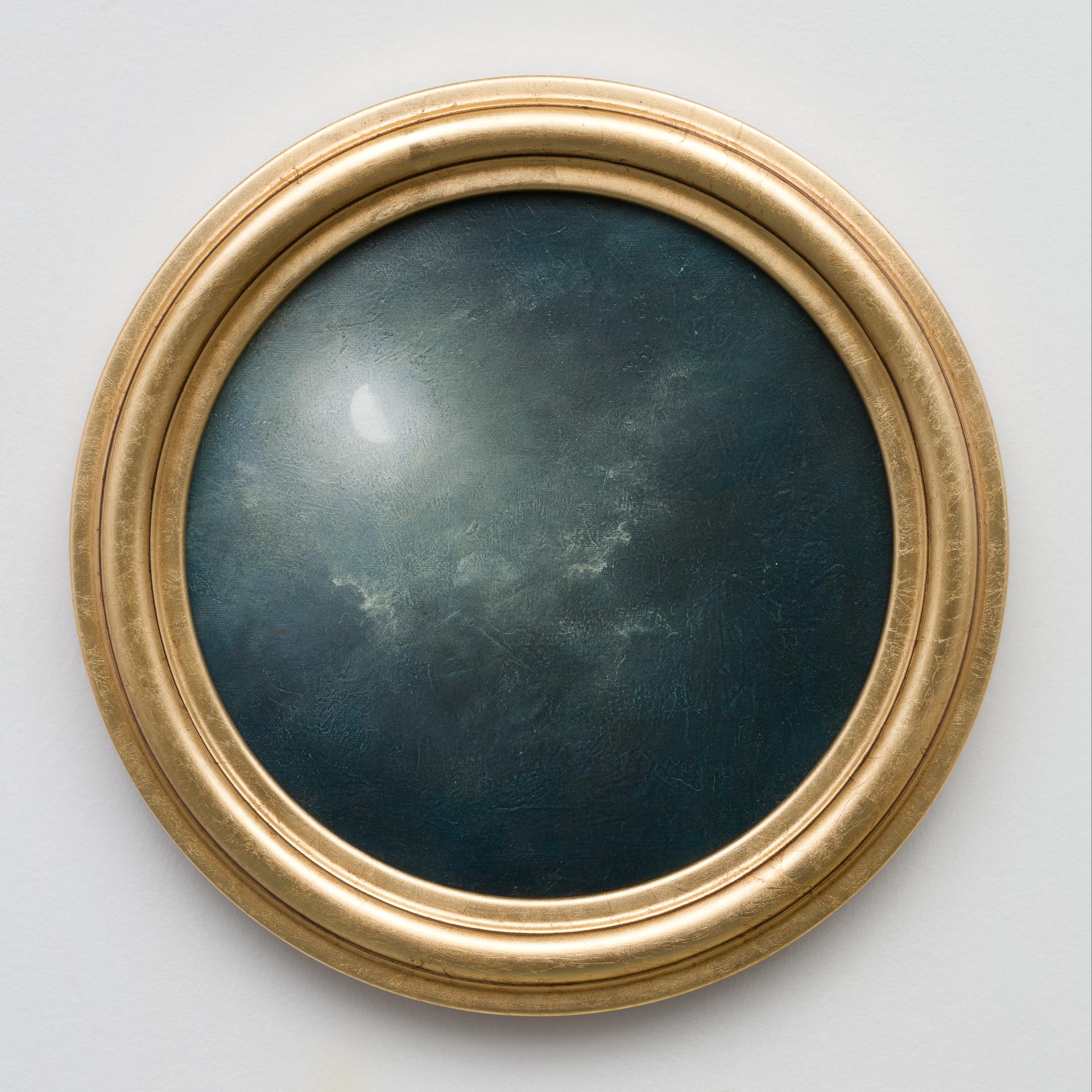 """Half Moon, 12"""" diameter"""
