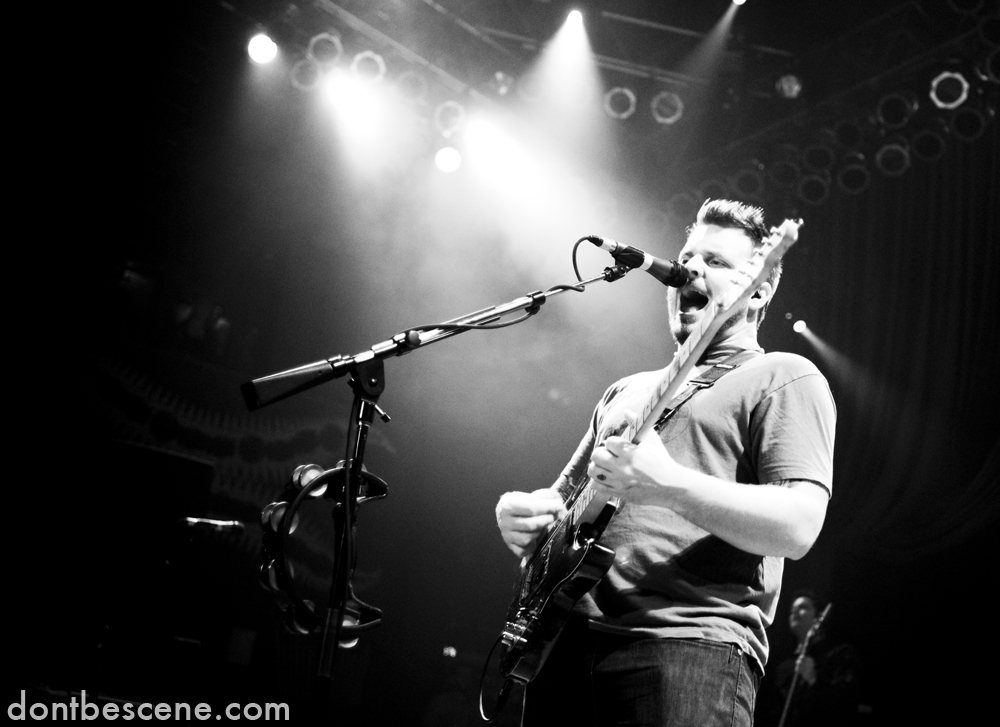 Thrice Perform at the House of Blues in Chicago on Saturday, June 12, 2010