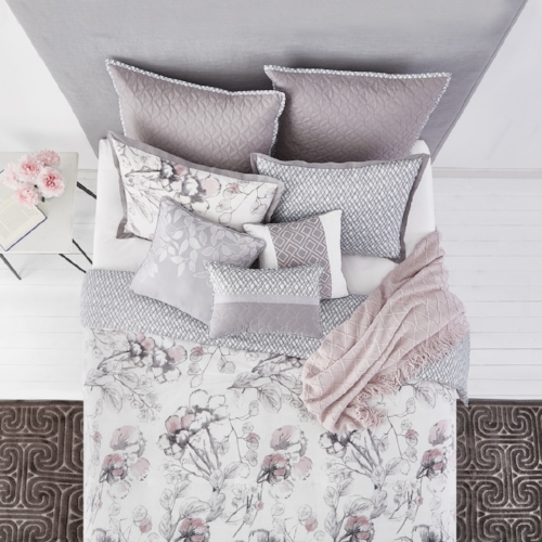 Kelly Ripa Home Bedding - Pressed Floral