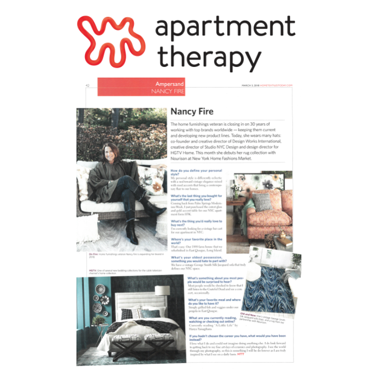 Apartment Therapy Ampersand