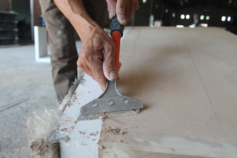 Custom Manufacturing — Fiberglass & Cement Planters | Tau