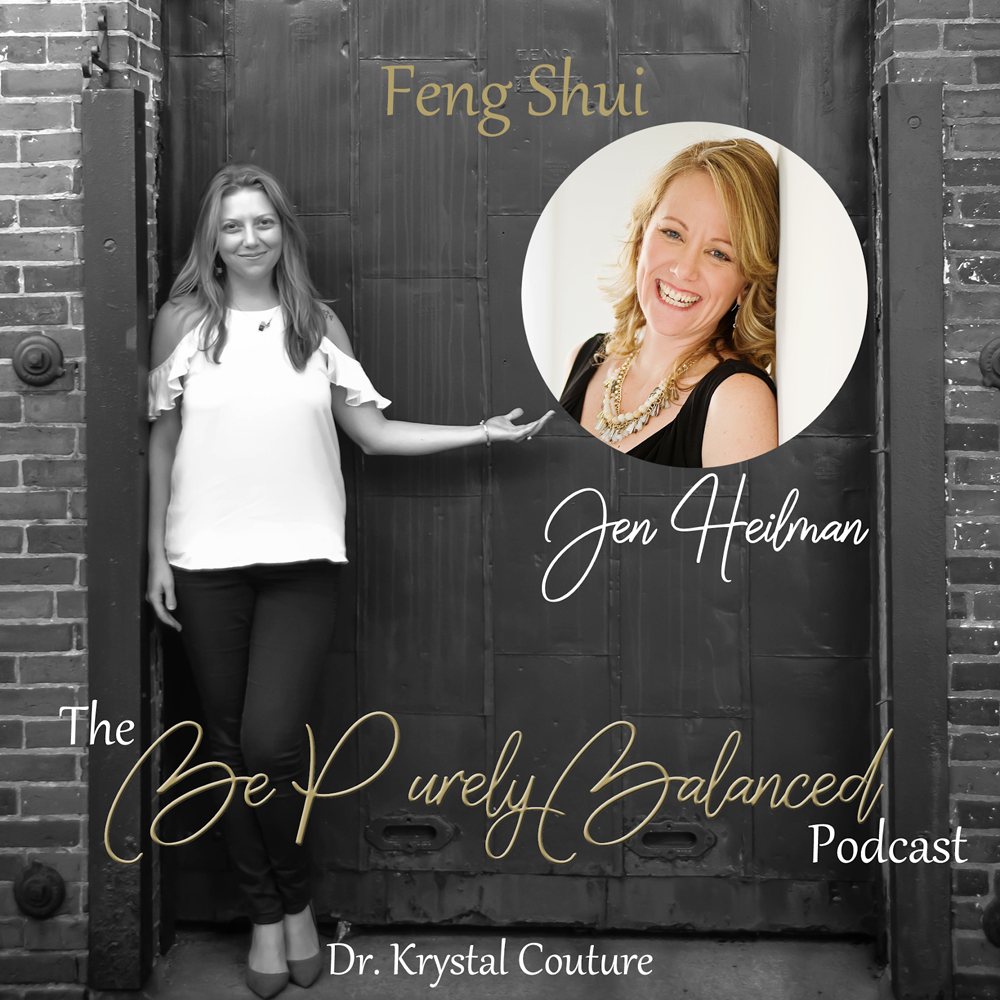 The Be Purely Balanced Podcast with Host Dr. Krystal Lynn Coutur.  In this episode Jen Heilman teaches women how to move beyond their self-doubt and into an empowered state of being. Clarity becomes clear and constant. Energy levels are rich and always on high. Inspired action is leading the way...and personal growth and results are just simply expected.