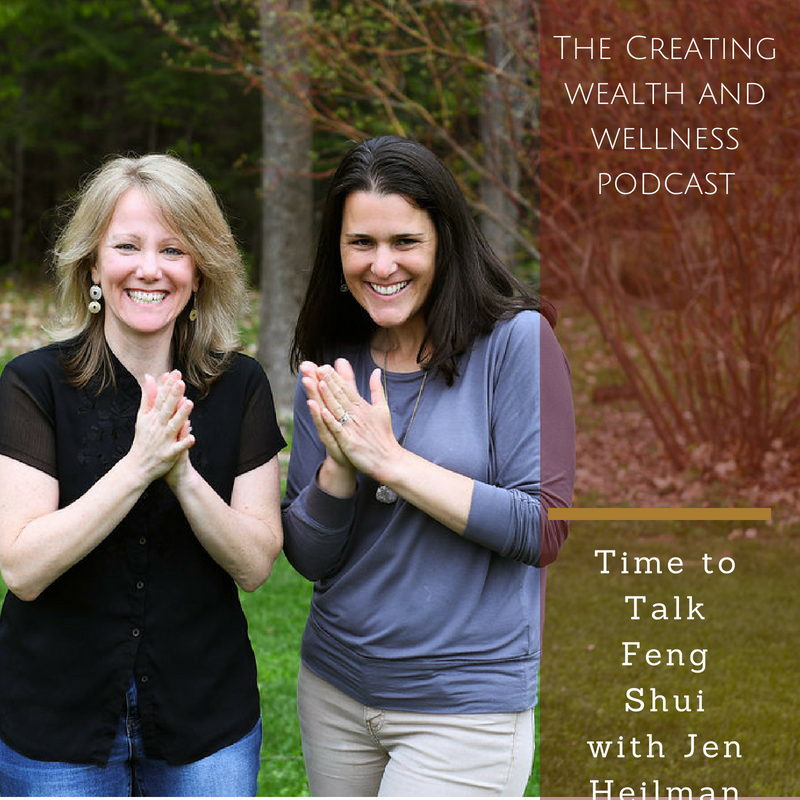 Time to Talk Feng Shui With Jen Heilman  In this episode: We discuss the ancient art of Feng Shui and how impactful it can be on one's well being.Some Highlights include: What is Feng Shui? Why might you apply it? What do the results feel like?