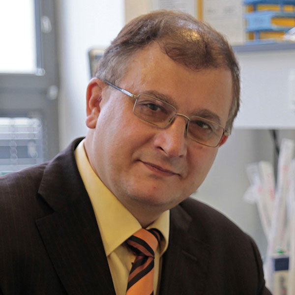 Keynote Speaker  Gilles-Eric Seralini, PhD
