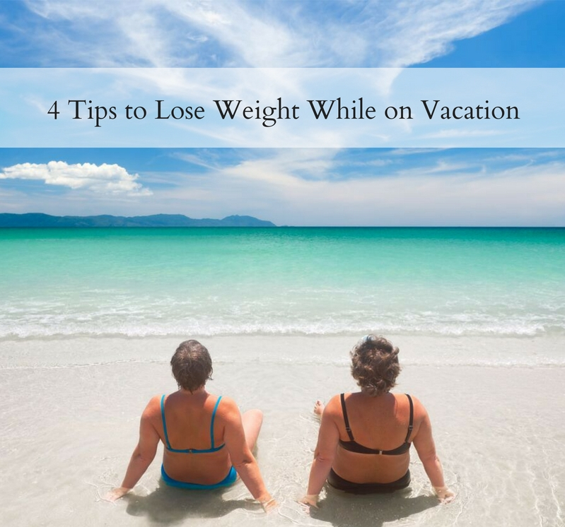 4 Tips & 6 Essentials for Creating an Amazing Vacation without overeating.
