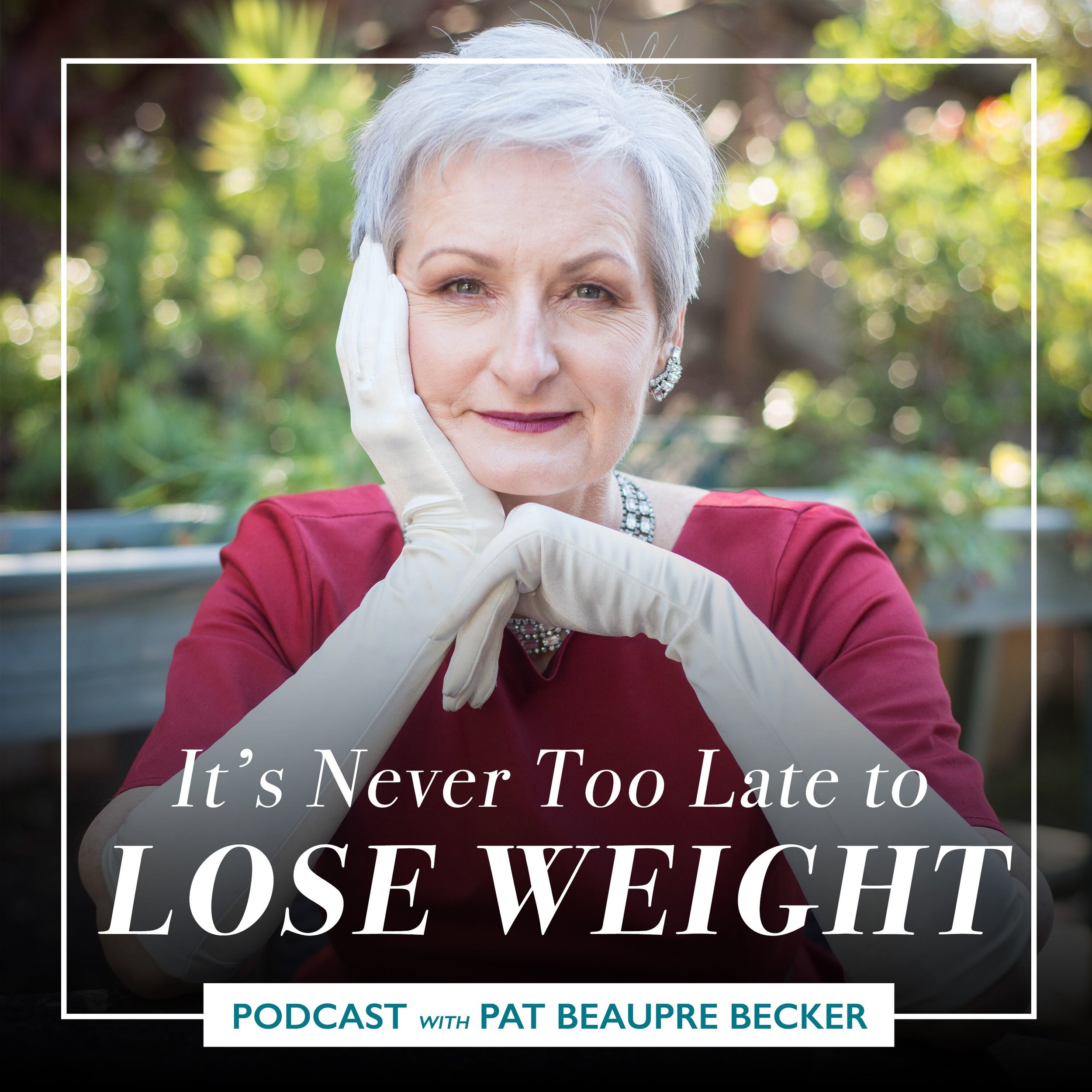 Listen to Pat teach you how to lose weight today.