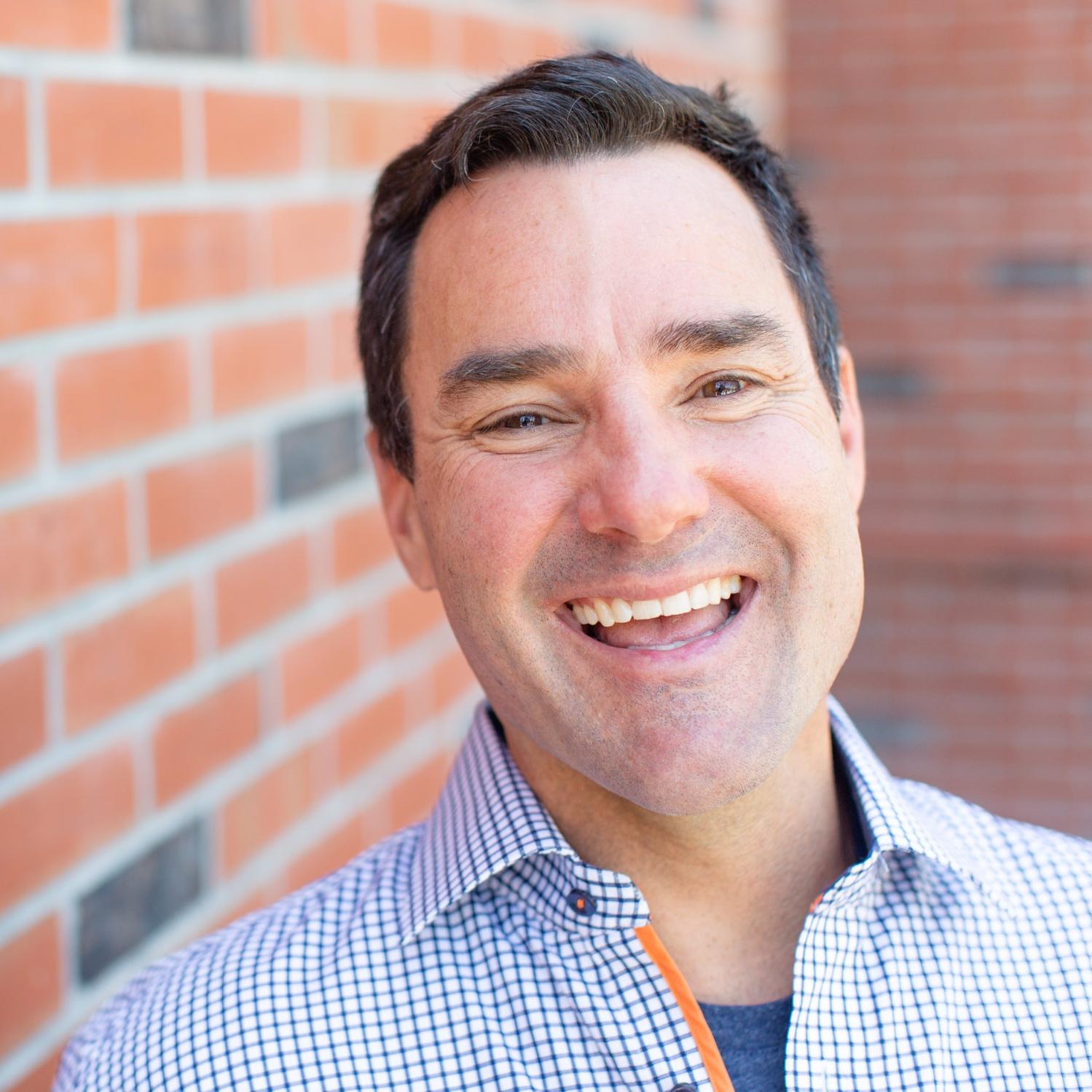 Pastor Jeff Holmes - Executive Pastor