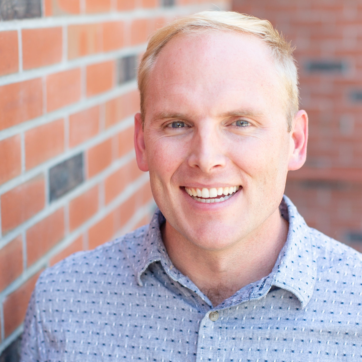Tyler Allred - Director of Men's Ministry, Missions & Small Groups