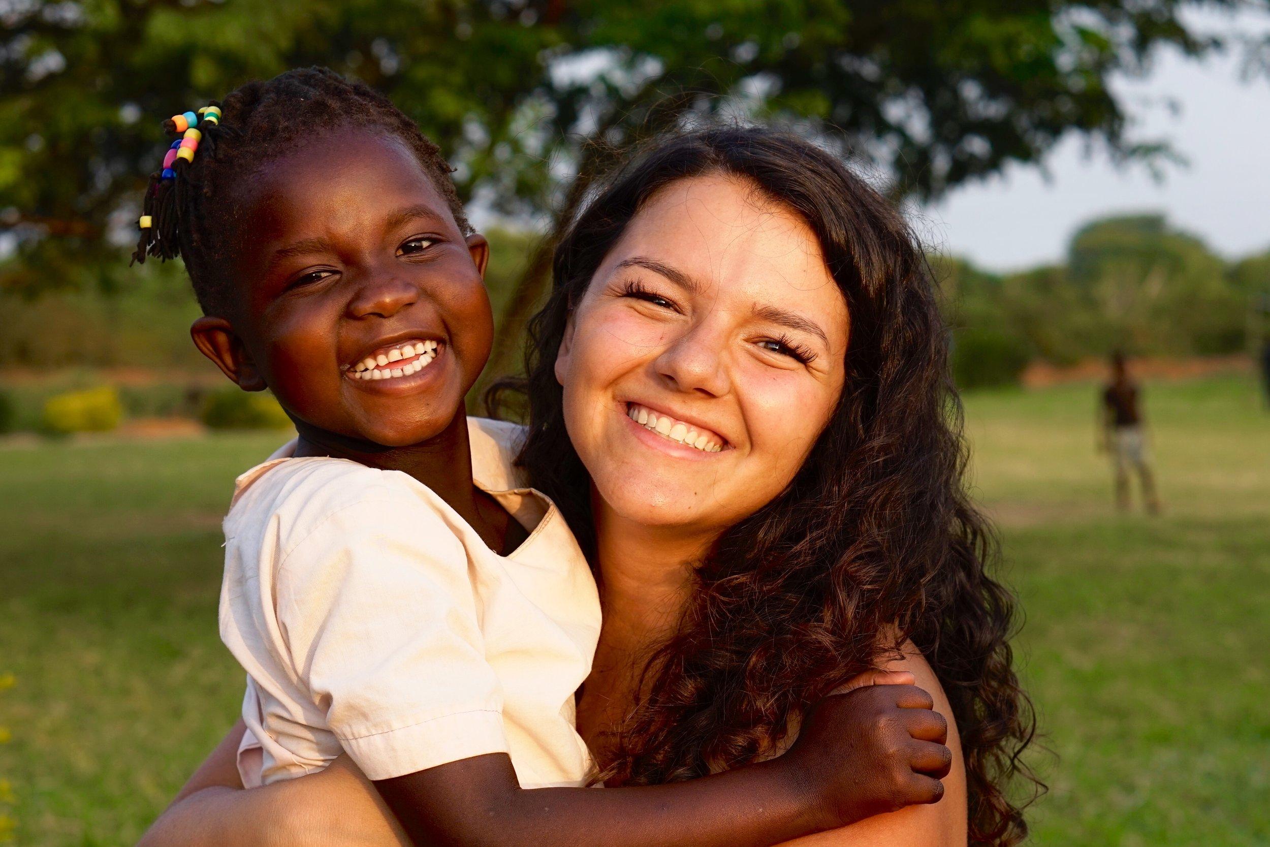 SIENA TORNILLO   Development Assistant - Ft. Collins  siena@farawayfriendsglobal.com