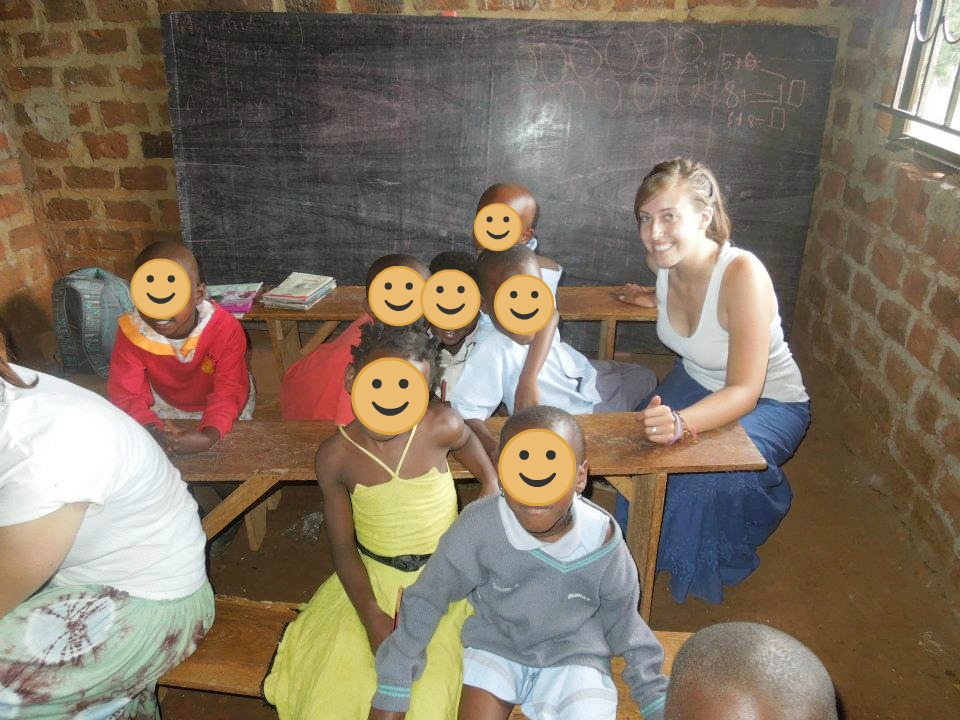 I went to Wakiso, Uganda and was assigned to teach a P.1. Math Class when I was 19 years old regardless of being unqualified to do so.