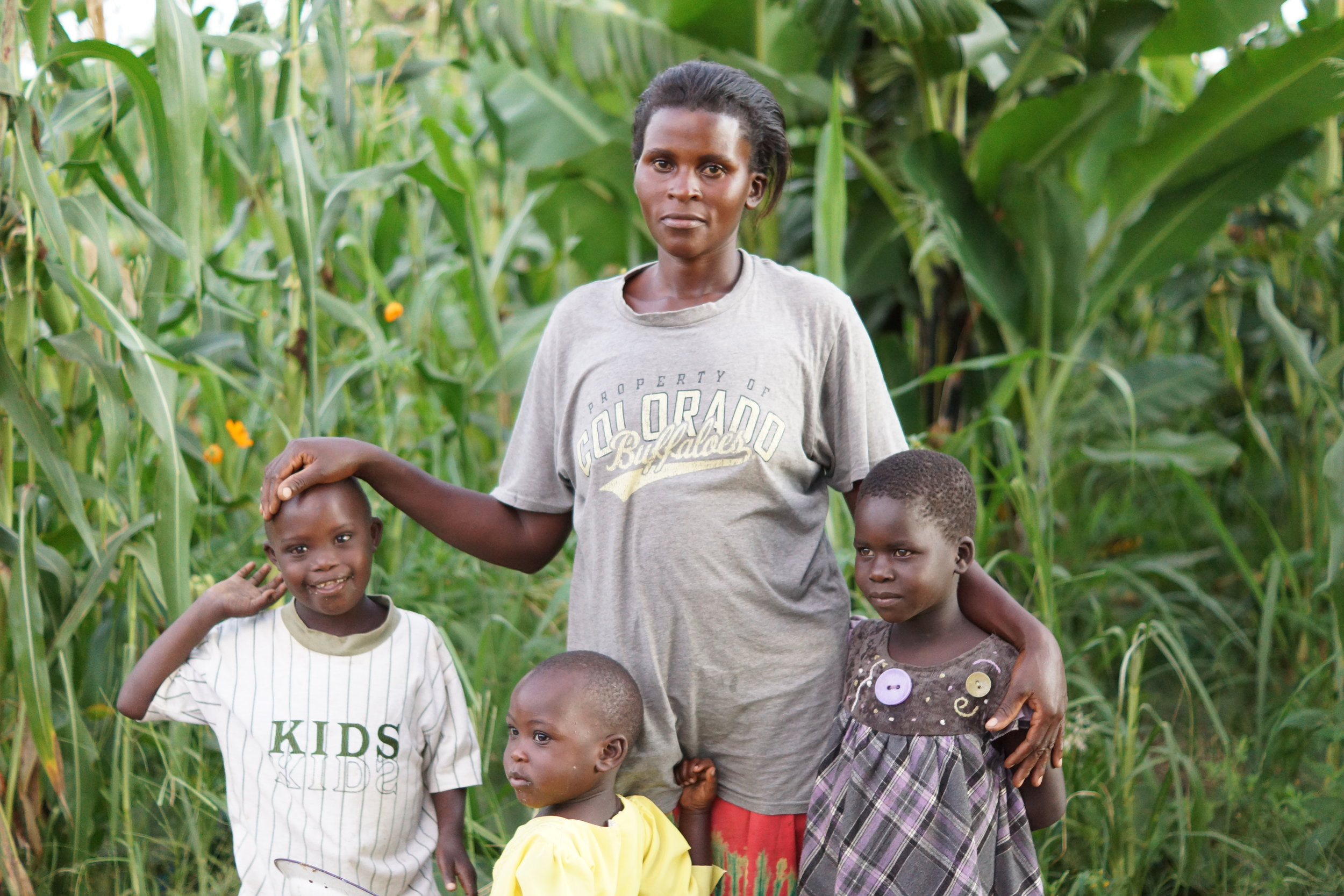 Parents in Namasale have the same dreams for their children as their parents had for you. When you join The Circle, you're helping to end generational poverty in partnership with families in rural Uganda.