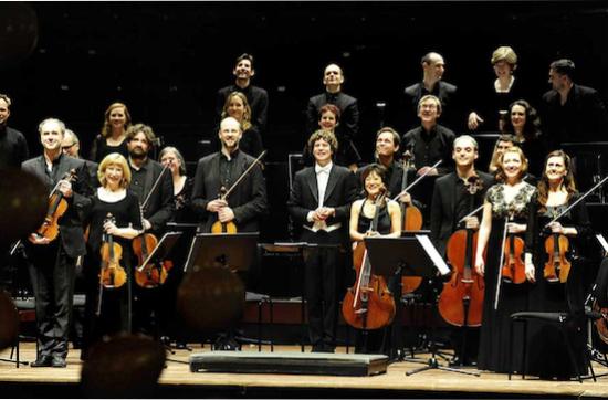 Robin Ticciati and his Scottish Chamber Orchestra