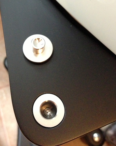Raidho's novel way of adding isolation to its sexy stand