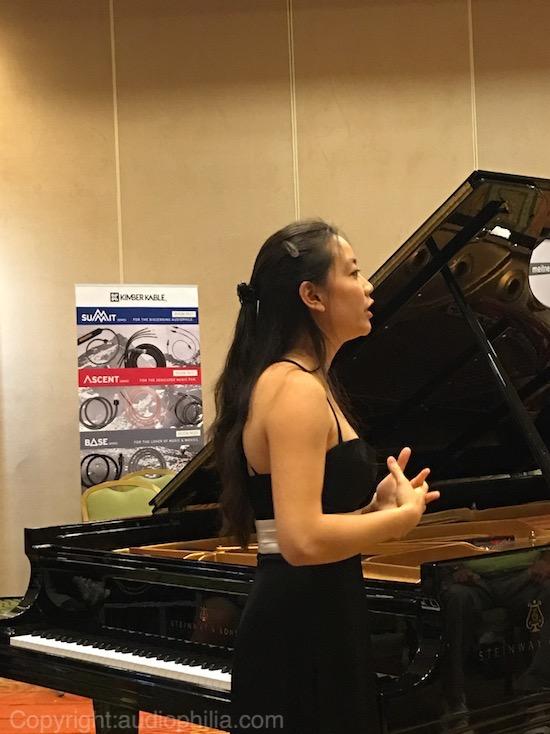 Fanya Lin, piano