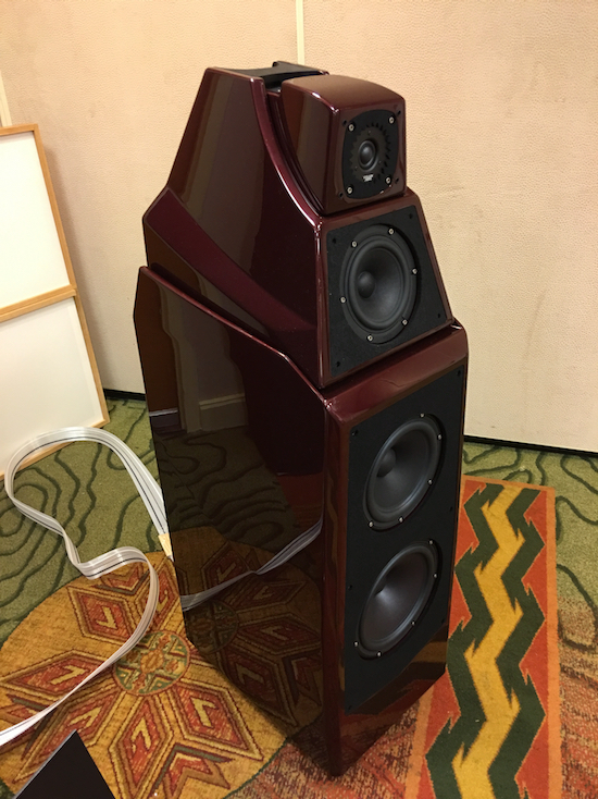 Wilson Audio Alexia Loudspeaker ($52,000/pair)
