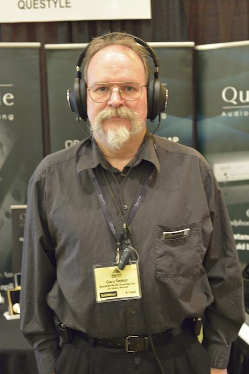 Gary Barker (Questyle North America)
