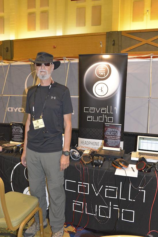 Designer Alex Cavalli