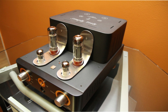 Unison Research Simply Italy integrated amplifier