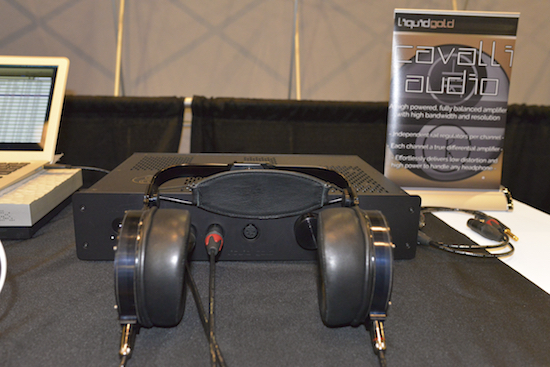 Liquid Gold with ABYSS AB1266 Headphones