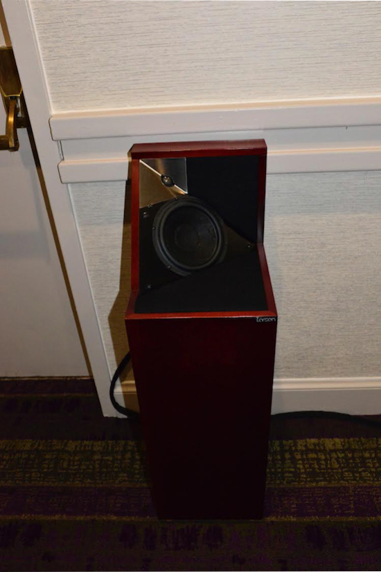 Larsen 8 Speakers ($6,995).