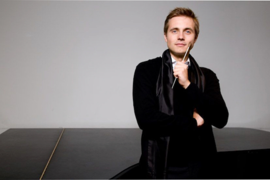Vasily Petrenko. Photo credit: IMGArtists