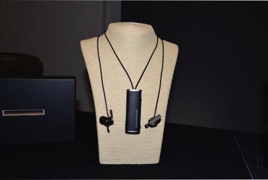 Santa Cruz Audio SC1000 in-ear headphones ($1150).