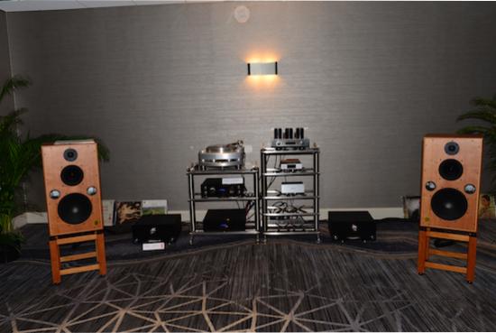 VAC's setup.