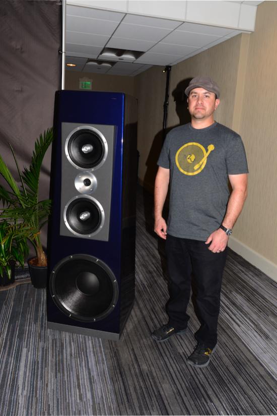 Gerit Koer of Zu Audio.