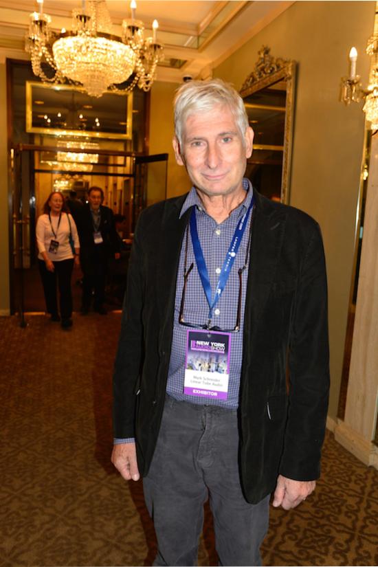 Mark Schneider of Linear Tube Audio.