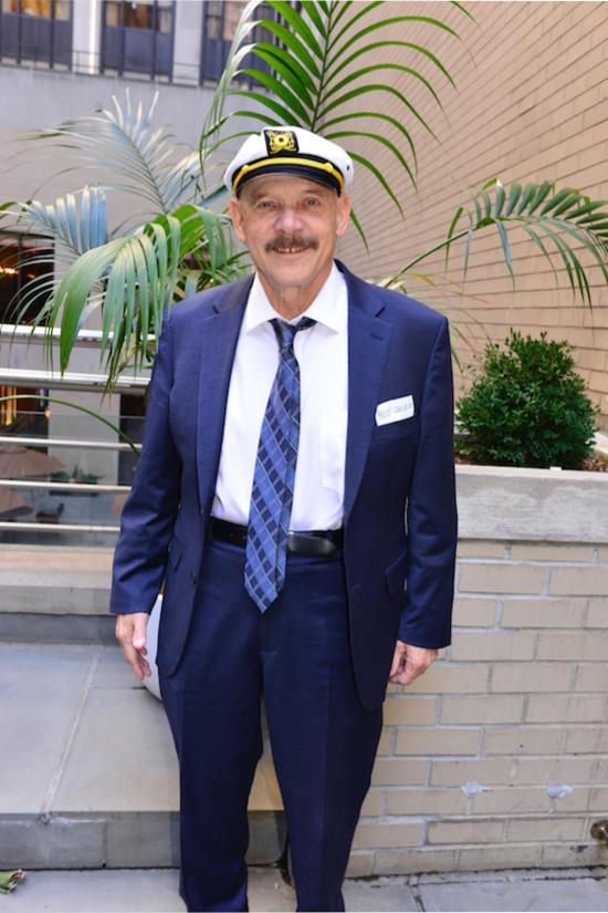 Captain Bob Carver.