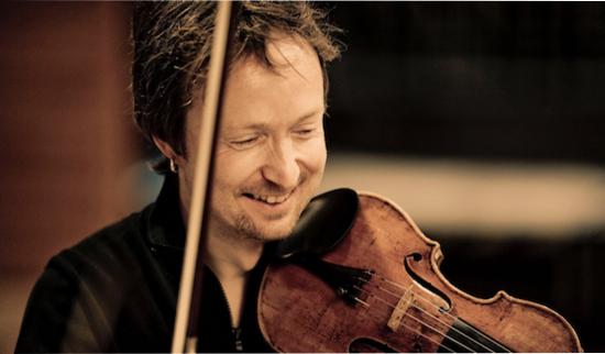 Daniel Sepec, Violin.