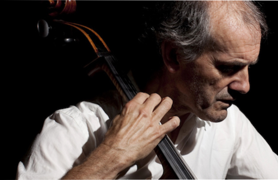 Roel Dieltiens, Cello.