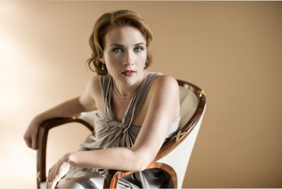 Photo of Sasha Cooke by Dario Acosta.