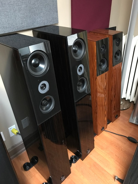 One of my favourite German Loudspeakers, Audio Physic.